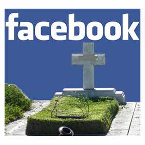 MUerte digital en Facebook