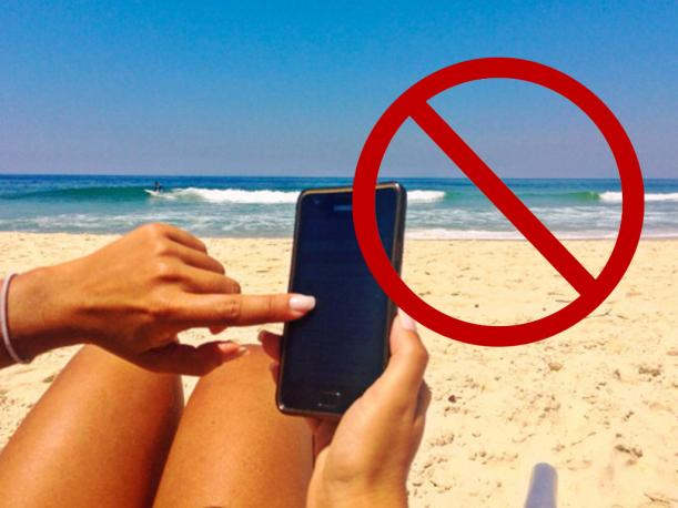 Privacidad en las Playas