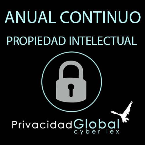 Propiedad intelectual anual