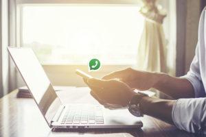 WhatsApp como uso profesional