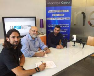 Firma de Convenio con Asociación Andaluza de Pilotos y Operadores de Drones