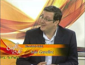 Entrevista Iván González en Café y Té